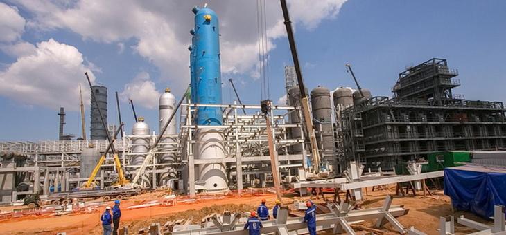 ООО «Гидроэлектромонтаж» приступил к работам на объектах Комплекса глубокой переработки тяжелых остатков