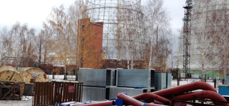 ООО «Гидроэлектромонтаж» участвует в реконструкции Нижнекамской ТЭЦ.