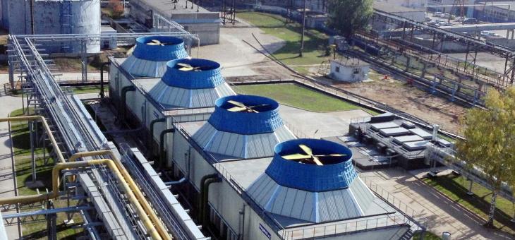 Реконструкция на Казанской ТЭЦ -2 вступила в завершающую стадию.