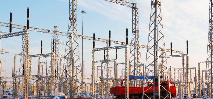 Специалисты ООО «Гидроэлектромонтаж» продолжают работы на ПС 220/110 кВ «Бегишево»