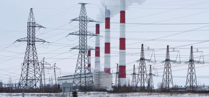 Специалисты ООО «Гидроэлектромонтаж» ведут работы по модернизации и реконструкции оборудования Заинской ГРЭС.