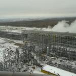 Нижнекамк танеко , завод ароматики 2016