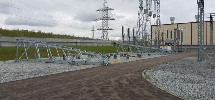 Реконструкция ПС 220 кВ «Центральная» в Казани