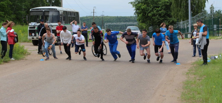 День спорта в ГЭМе