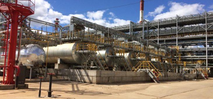 Специалисты ООО «ГЭМ» обеспечили надежную работу установки первичной переработки нефти АО «Танеко»