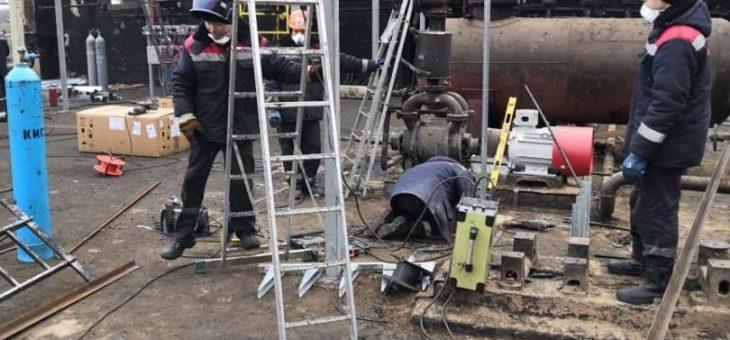 ГЭМ провел экстренные ремонтно-восстановительные работы на АО «Нижнекамсктехуглерод»