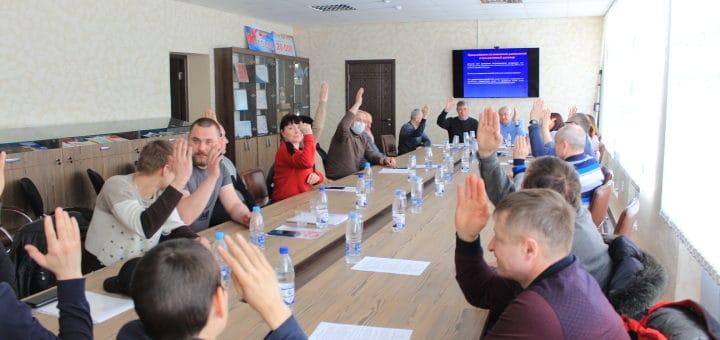 Коллективно-договорная конференция в ООО «Гидроэлектромонтаж»: все социальные обязательства выполнены